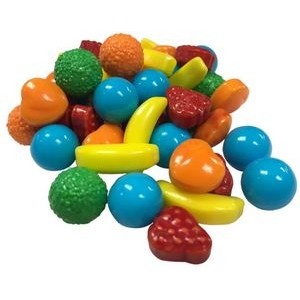 150g Mixed Fruit Hard Candy with Full Color Label